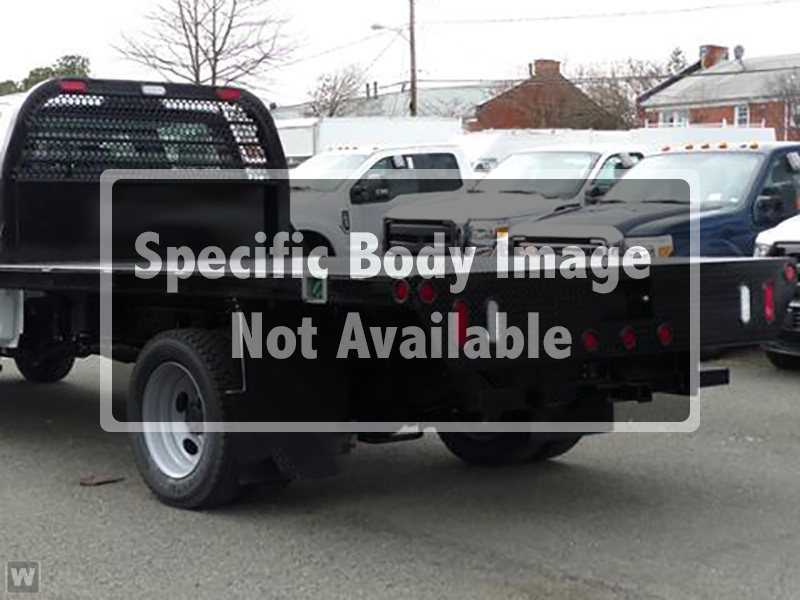 2020 Ford F-550 Crew Cab DRW 4x4, Reading Platform Body #4227 - photo 1