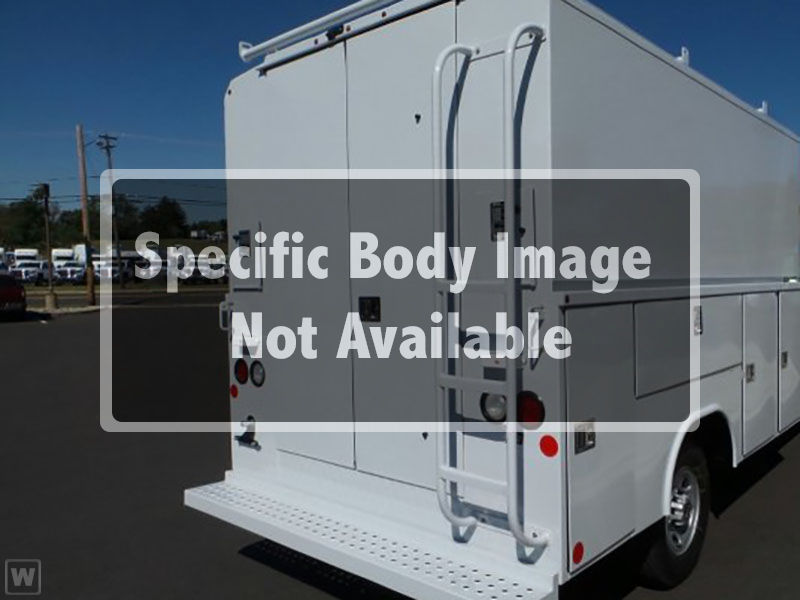 2019 Savana 3500 4x2,  Reading Service Utility Van #KN002112 - photo 1