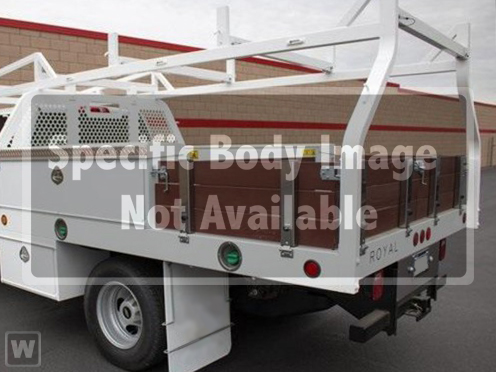 2019 Silverado 3500 Regular Cab DRW 4x2,  Royal Contractor Body #190359 - photo 1