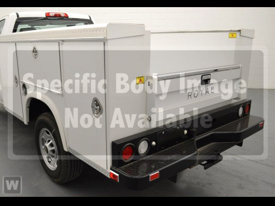 2020 Chevrolet Silverado 5500 Regular Cab DRW 4x2, Royal Truck Body Service Body #LH282726 - photo 1