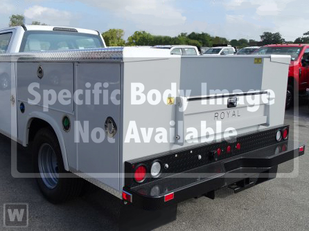 2019 F-350 Crew Cab DRW 4x4, Royal Service Body #KEE06677 - photo 1