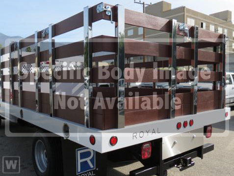 2020 GMC Sierra 3500 Regular Cab 4x2, Royal Stake Bed #T49908 - photo 1