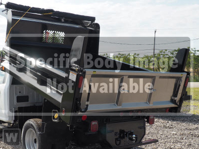 2020 Ford F-550 Regular Cab DRW 4x2, Rugby Contractor Dump Body #4211 - photo 1