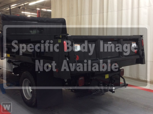 2019 Silverado 3500 Regular Cab DRW 4x2,  Rugby Dump Body #90331 - photo 1