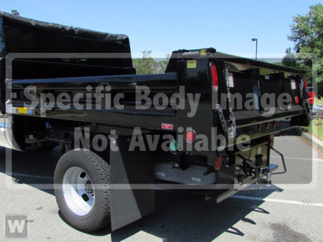 2019 F-550 Regular Cab DRW 4x4, Rugby Dump Body #19298 - photo 1