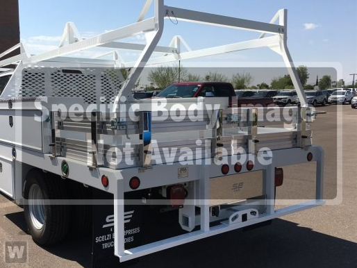 2019 F-350 Regular Cab DRW 4x2,  Scelzi Contractor Body #KEC52203 - photo 1