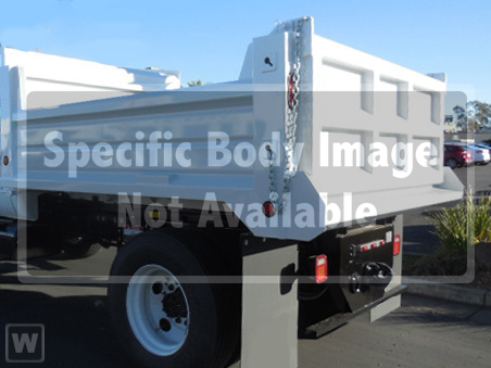 2021 Ford F-600 Regular Cab DRW 4x2, Scelzi Dump Body #00210292 - photo 1