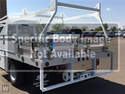 2019 F-550 Crew Cab DRW 4x2,  Scelzi Contractor Body #FK3537 - photo 1