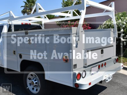 2021 Chevrolet Silverado 2500 Crew Cab 4x2, Scelzi Service Body #MF176090 - photo 1