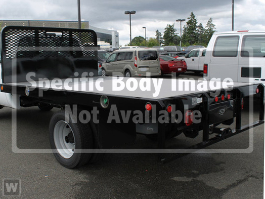 2019 F-350 Crew Cab DRW 4x4, Scelzi Stake Bed #CV085095 - photo 1