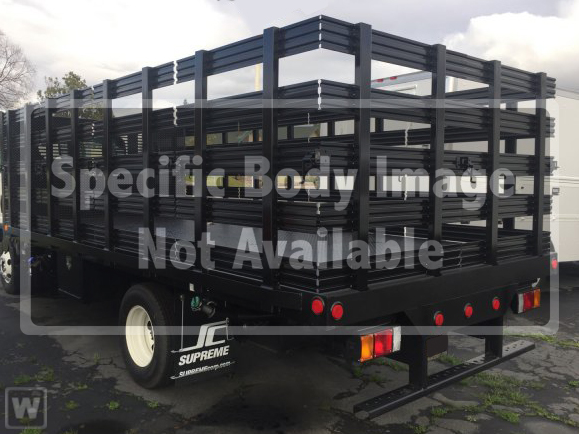 2019 LCF 5500HD Regular Cab 4x2,  Supreme Stake Bed #19-0208 - photo 1