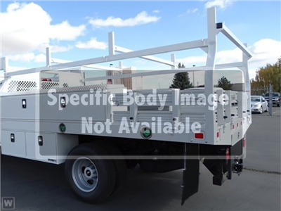 2019 Silverado 3500 Regular Cab DRW 4x2,  Knapheide Contractor Body #19-3728 - photo 1