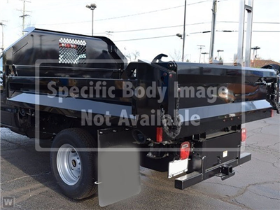 2019 Silverado 3500 Regular Cab DRW 4x4,  Knapheide Drop Side Dump Body #3190618 - photo 1