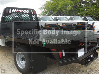 2020 Chevrolet Silverado Medium Duty Regular Cab DRW 4x2, Knapheide PGNC Gooseneck Platform Body #C200349 - photo 1