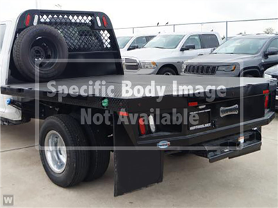 2018 Ram 3500 Regular Cab DRW 4x4,  Knapheide PGNC Gooseneck Platform Body #18389 - photo 1