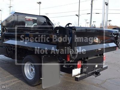 2021 Silverado 3500 Crew Cab 4x4,  Knapheide Rigid Side Dump Body #CF1T243513 - photo 1