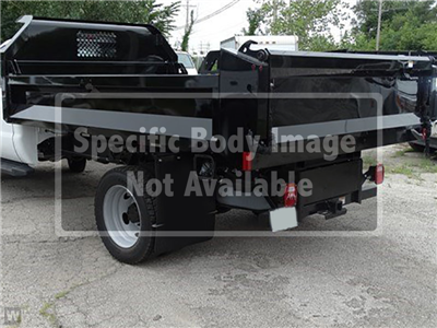 2018 F-450 Crew Cab DRW 4x4,  Knapheide Rigid Side Dump Body #SF29481 - photo 1
