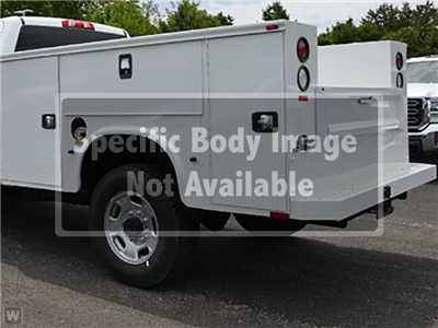 2017 Silverado 3500 Regular Cab DRW 4x4, Knapheide Standard Service Body #17C307T - photo 1