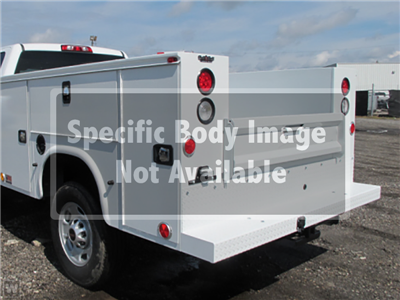 2020 GMC Sierra 2500 Crew Cab 4x2, Knapheide Steel Service Body #204752 - photo 1