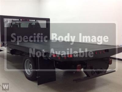 2020 Silverado 6500 Regular Cab DRW 4x2,  CM Truck Beds PL Model Platform Body #13819 - photo 1