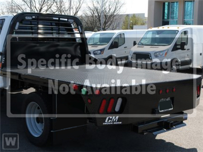 2019 F-450 Super Cab DRW 4x4, CM Truck Beds RD Model Contractor Body #D30585 - photo 1