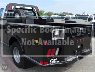 2019 Ford F-350 Regular Cab DRW 4x4, CM Truck Beds TM Model Platform Body #A11295 - photo 1