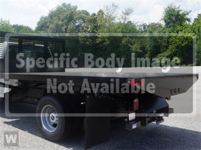 2019 Chevrolet Silverado Medium Duty Regular Cab DRW RWD, Commercial Truck & Van Equipment Platform Body #M1990085 - photo 1
