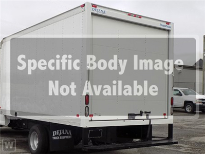 2018 Express 3500, Dejana Truck & Utility Equipment DuraCube Cargo Van Cutaway Van #C80926 - photo 1