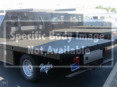 2020 GMC Sierra 3500 Crew Cab 4x4, Harbor Back 40 Rancher Platform Body #FGG20035 - photo 1
