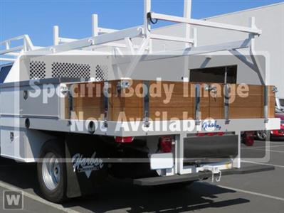 2021 Chevrolet Silverado 3500 Crew Cab 4x2, Harbor Standard Contractor Body #M21037 - photo 1