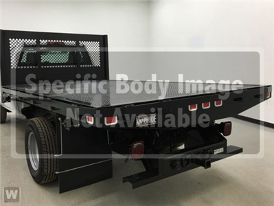 2019 Silverado 4500 Regular Cab DRW 4x2,  Knapheide Heavy-Hauler Junior Platform Body #M5772 - photo 1
