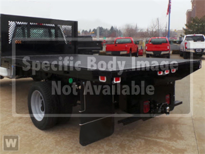 2019 F-550 Regular Cab DRW 4x2, Knapheide Heavy-Hauler Junior Stake Bed #91166 - photo 1