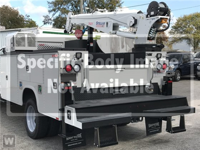 2020 Ford F-550 Regular Cab DRW 4x2, Knapheide KMT Crane Body #5938 - photo 1