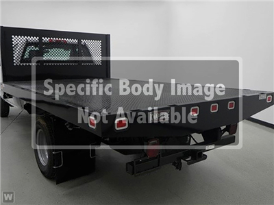 2019 Silverado 5500 Regular Cab DRW 4x4,  Knapheide Value-Master X Platform Body #M863116 - photo 1