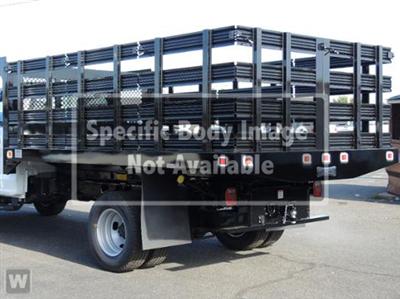 2020 Ford F-550 Regular Cab DRW RWD, Knapheide Value-Master X Stake Bed #WU00957 - photo 1