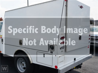 2020 Chevrolet Silverado 3500 Crew Cab DRW 4x4, Monroe AUV Service Body #20-7714 - photo 1