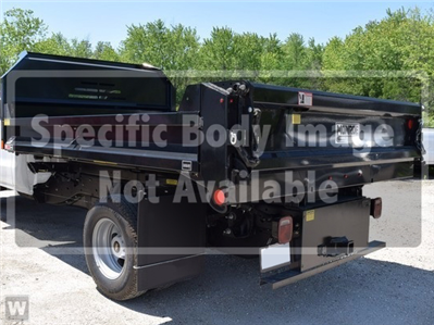 2021 Silverado Medium Duty Regular Cab DRW 4x2,  Monroe Truck Equipment MTE-Zee Dump Body #513760 - photo 1