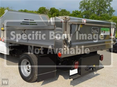 2017 Silverado 3500 Regular Cab DRW 4x4,  Monroe MTE-Zee SST Series Dump Body #HF198629 - photo 1