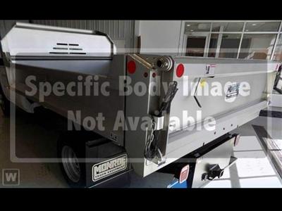 2021 GMC Sierra 3500 Regular Cab 4x4, Monroe MTE-Zee SST Series Dump Body #23774T - photo 1