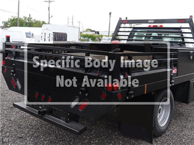 2018 Silverado 3500 Regular Cab DRW 4x4,  Monroe Pro Contractor Body #18502 - photo 1