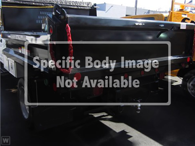 2019 Ford F-550 Regular Cab DRW 4x4, Reading Marauder SL Dump Body #MFU91042 - photo 1