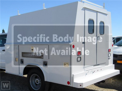 2021 Silverado 3500 Regular Cab 4x2,  Reading Panel Service Body #S1363 - photo 1