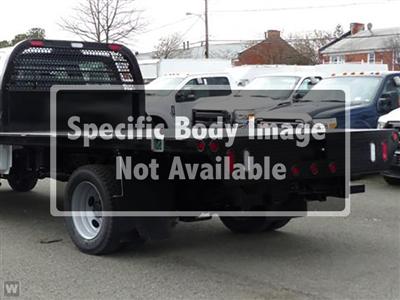 2019 F-550 Regular Cab DRW 4x2, Reading Platform Body Stake Bed #277053 - photo 1