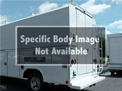 2020 Chevrolet Express 3500 4x2, Reading RVSL Service Utility Van #CL54645 - photo 1