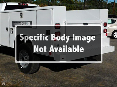 2019 Silverado 3500 Regular Cab DRW 4x2,  Reading Spacemaker Service Body #C00525 - photo 1
