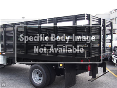2019 F-550 Regular Cab DRW 4x2,  Reading Steel Stake Bed #KDA04441 - photo 1