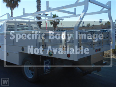 2020 F-350 Regular Cab DRW 4x2, 12' Royal Contractors Body #200587 - photo 1