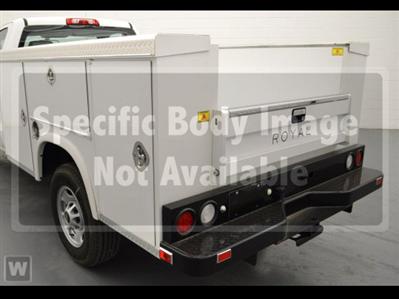 2021 Silverado 2500 Double Cab 4x4,  Royal Truck Body Service Body #M70939 - photo 1