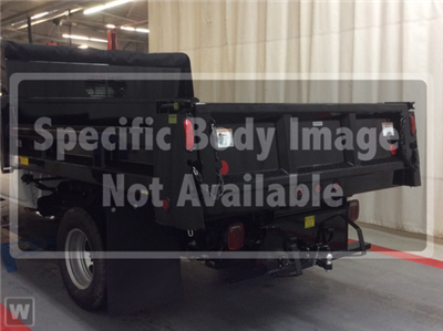 2019 Chevrolet Silverado 6500 Crew Cab DRW 4x2, Rugby Eliminator LP Steel Dump Body #3T5491 - photo 1