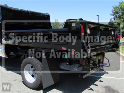 2018 F-450 Regular Cab DRW 4x2,  Rugby Eliminator LP Steel Dump Body #T18402 - photo 1